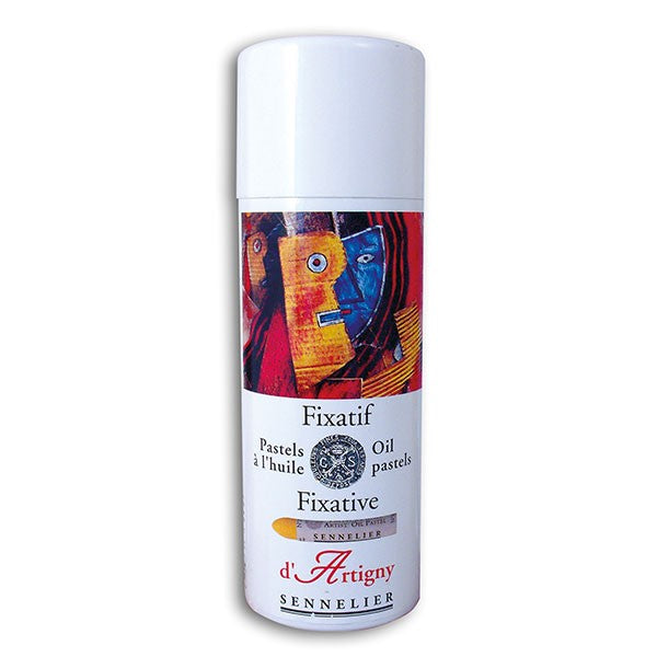 Sennelier d'Artigny Fixative for Oil Pastels 400ml
