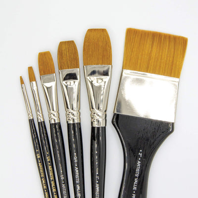 ARTdiscount Artists Value Profile Brushes - Flat