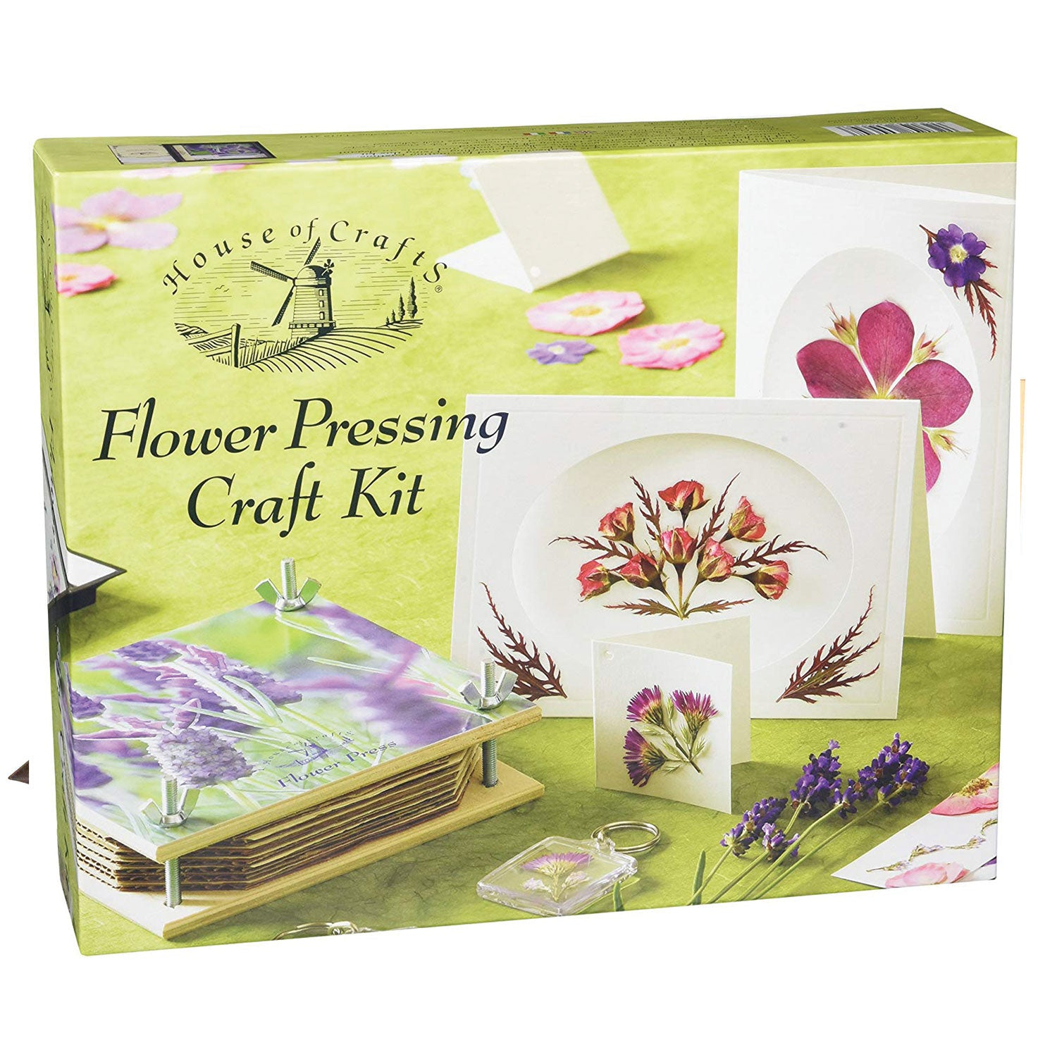 House of Crafts Flower Press Kit