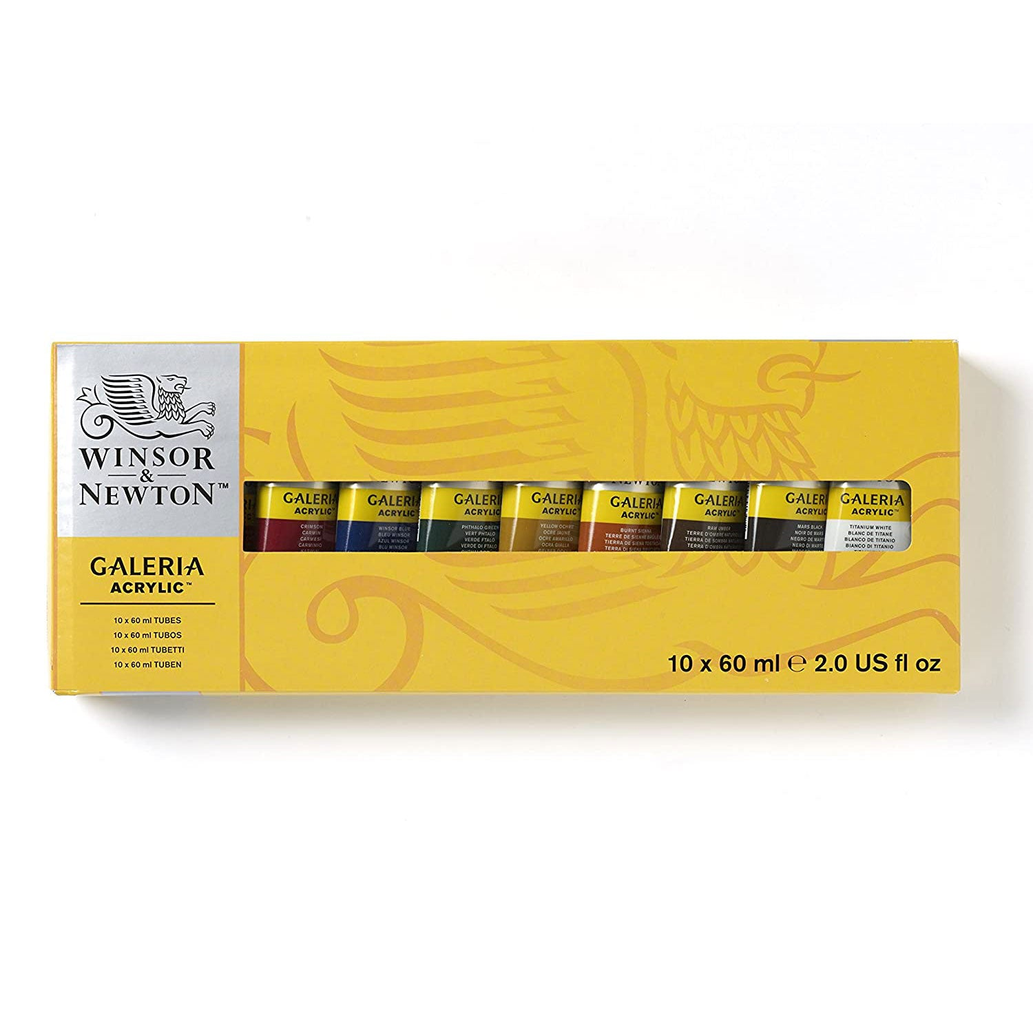 Galeria 10 Tube Set - 60ml
