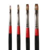 Georgian Sable Bright Brushes