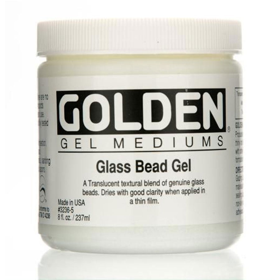 GOLDEN Glass Bead Gel 236ml