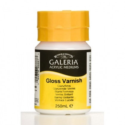 Winsor & Newton Galeria Varnish - 250ml
