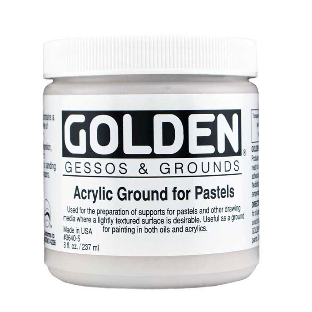 GOLDEN Pastel Ground 237ml