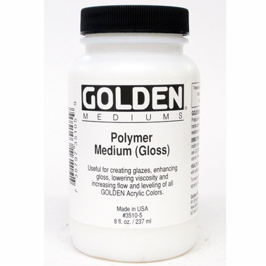 GOLDEN Gloss Medium 237ml