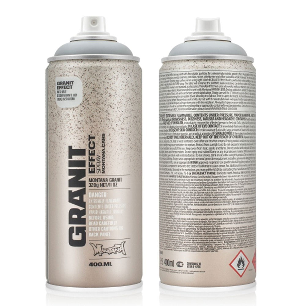 Montana Spray Cans 400ml - GRANIT EFFECT