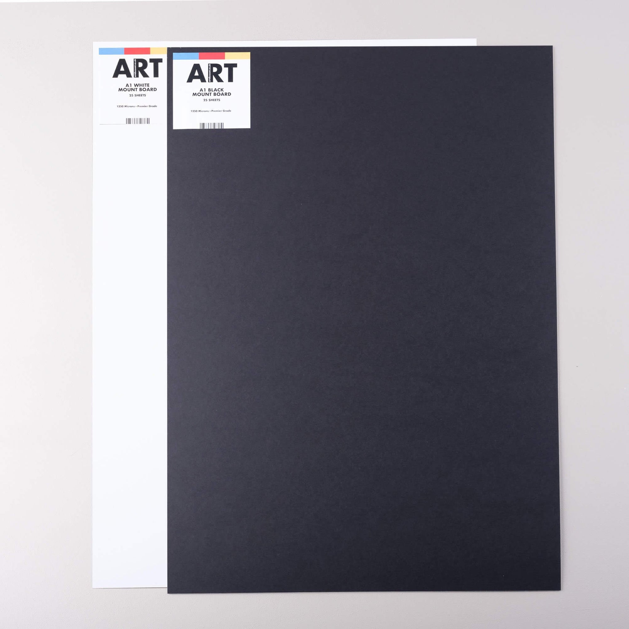 ARTdiscount A1 Mount Board (Packs of 25 Sheets)