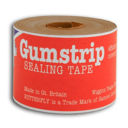 Butterfly Gumstrip Sealing Tape