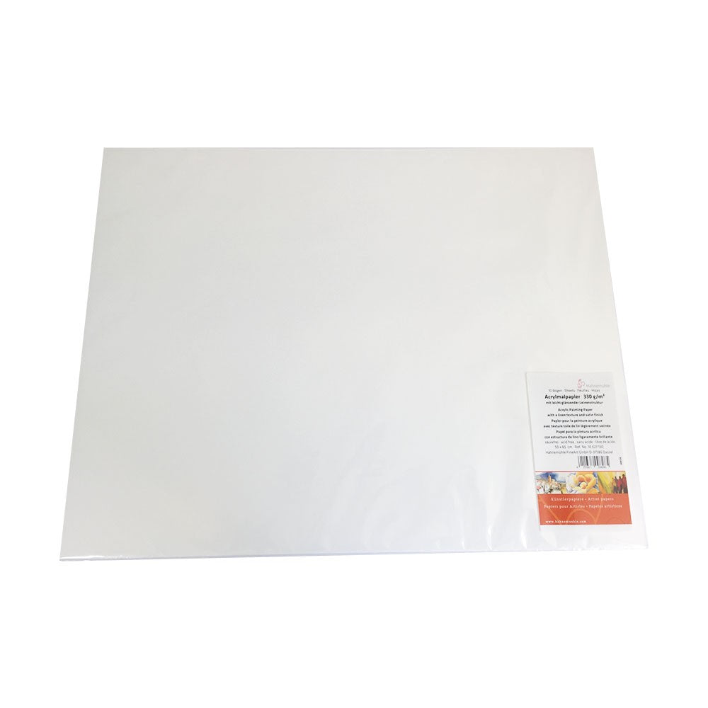 Seawhite of Brighton Acrylic Painting Paper Pad 15 Sheets 360gsm A4