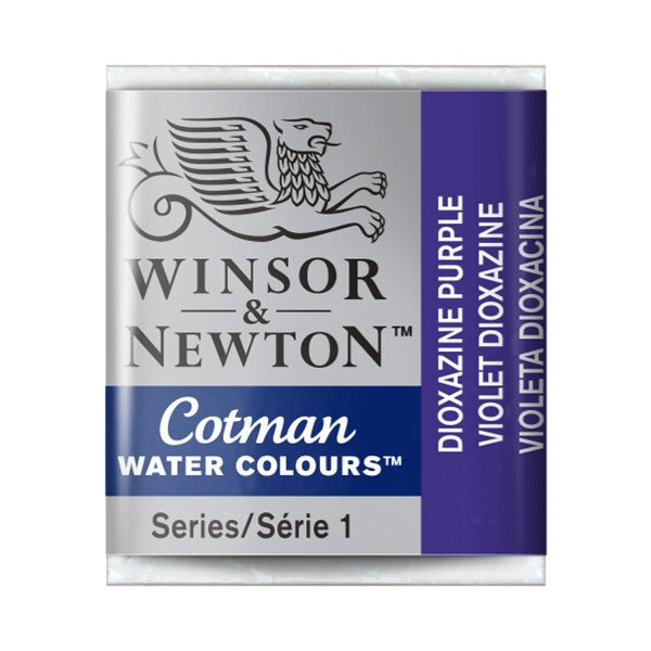 Winsor & Newton Cotman Watercolour Half Pans