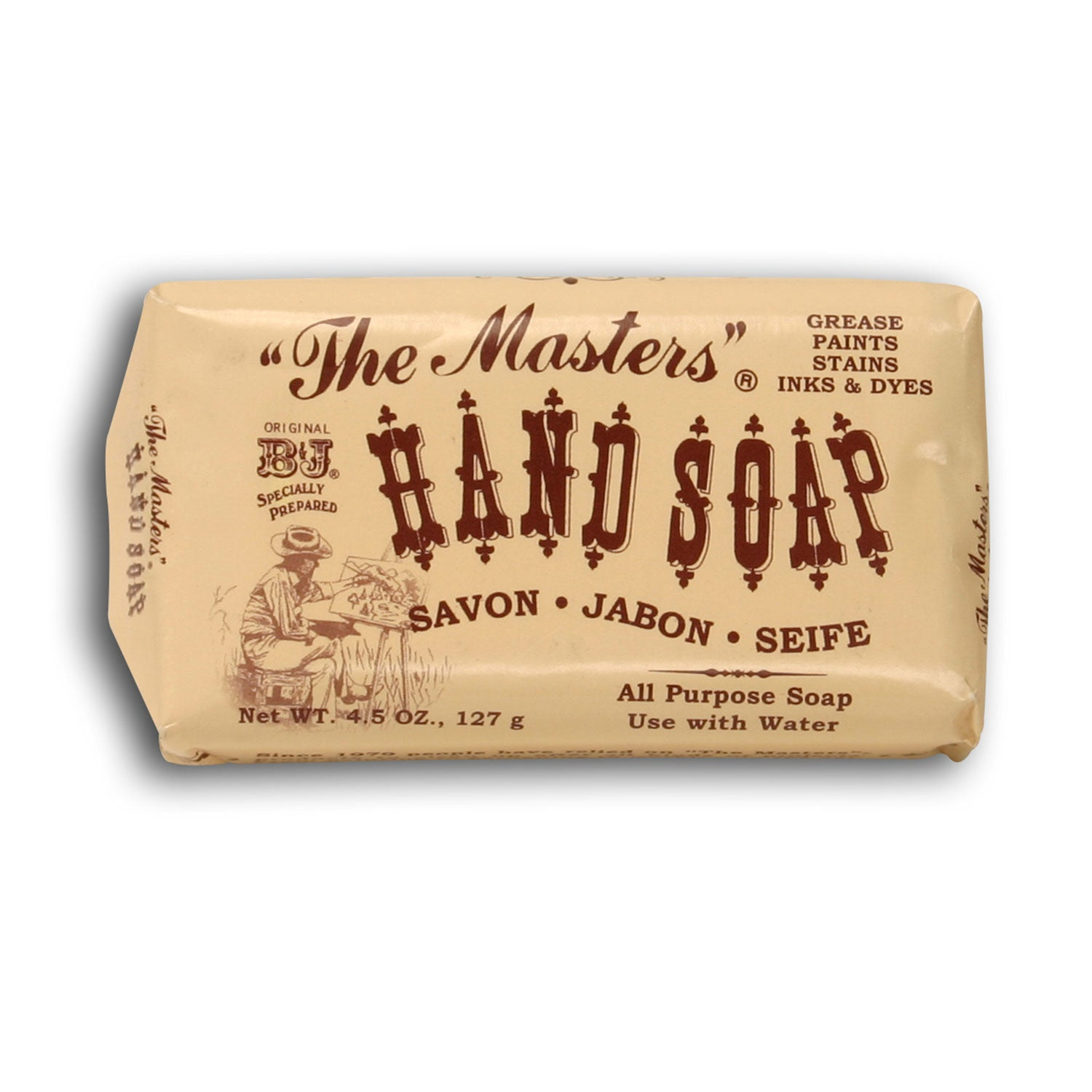 The Masters Hand Soap 4.5oz/127g
