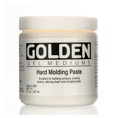 GOLDEN Molding Paste 236ml Tubs