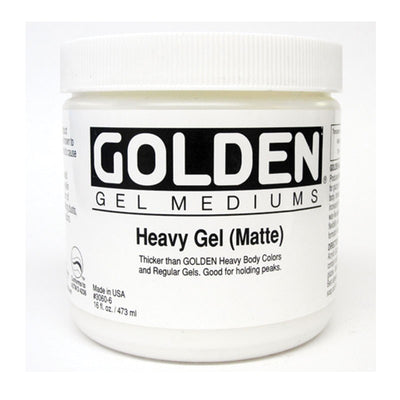 GOLDEN Heavy Gels - 236ml