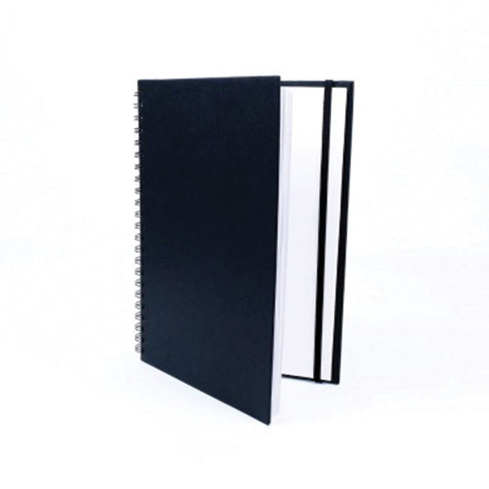 Seawhite Indie Black Sketch Book