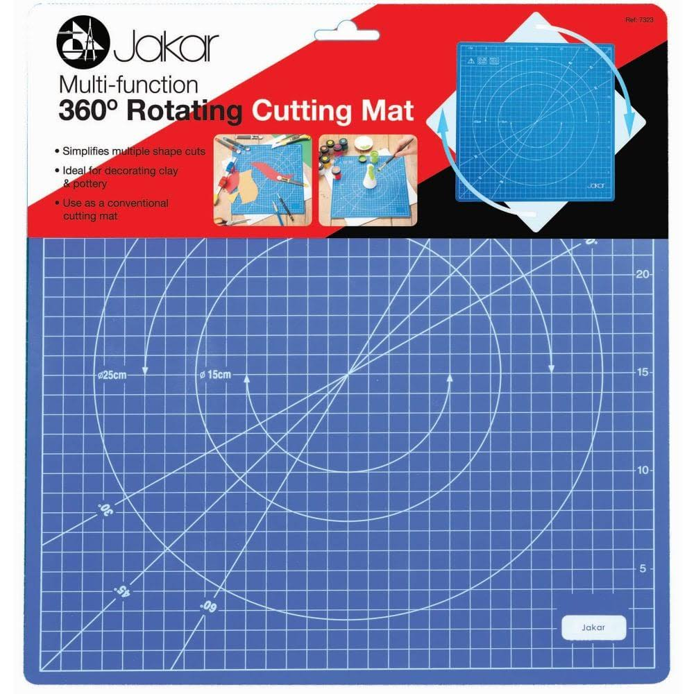 Multi Function 360˚ Rotating Cutting Mat