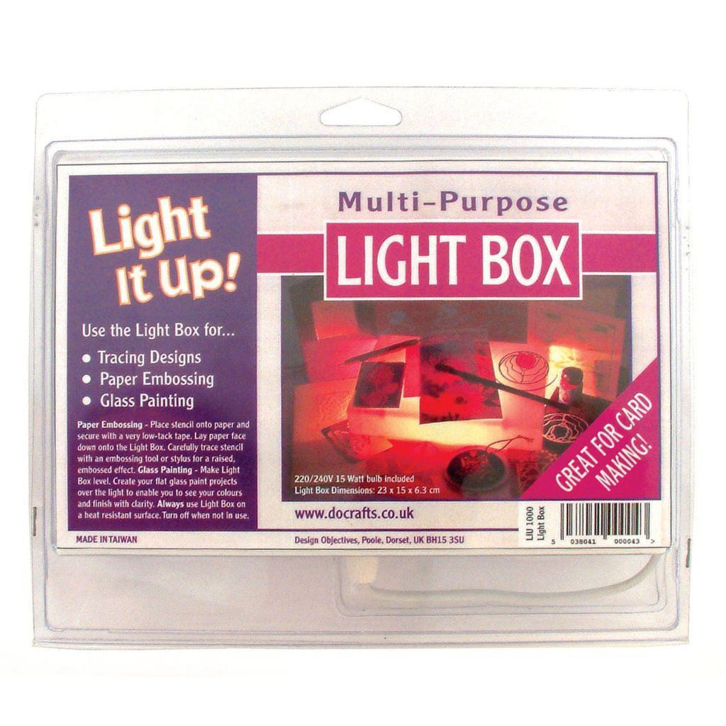 Light It Up Multi Purpose Light Box