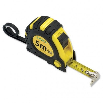Linex Hobby Measuring Tape 5m/16ft