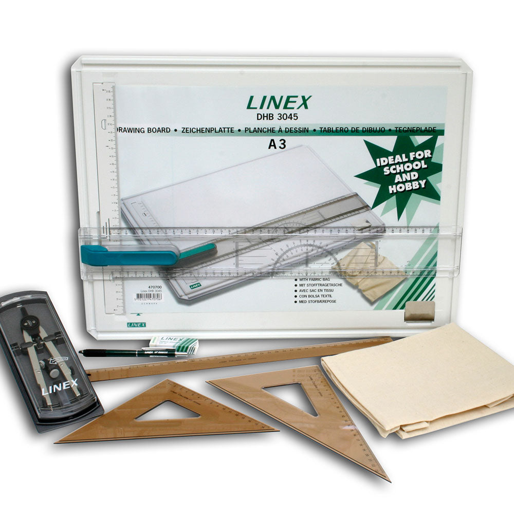 Linex Student Saver Drawing Board Bundle