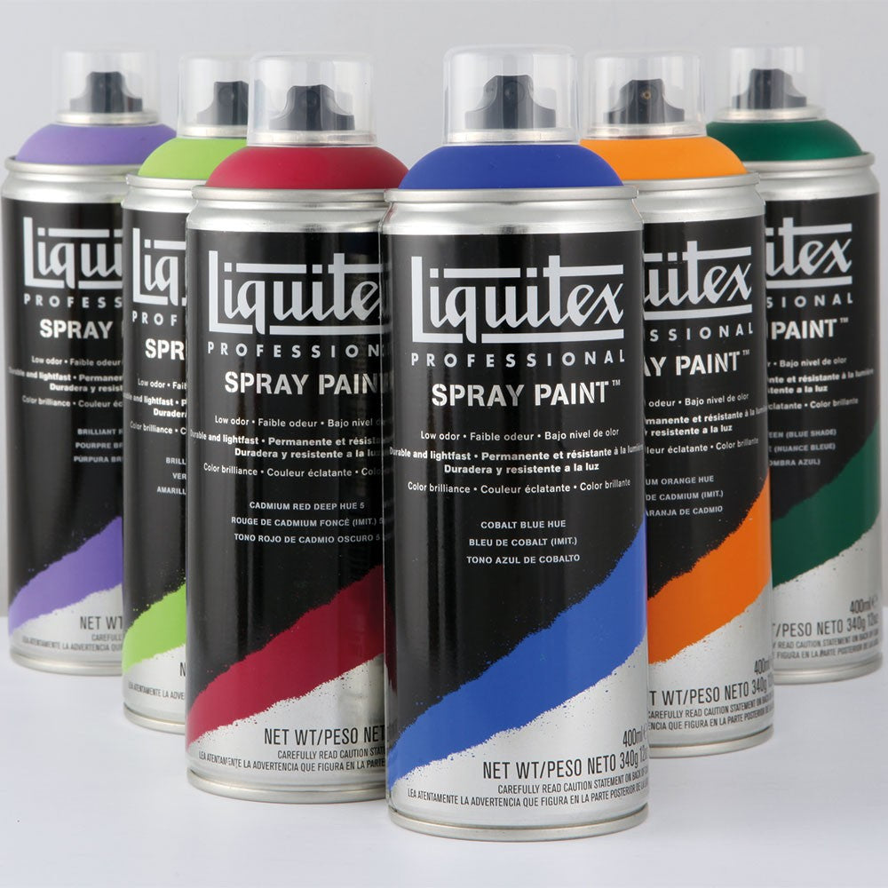 Liquitex Spray Paint 400ml SERIES 1