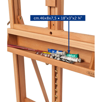 Mabef M/07 Studio Easel