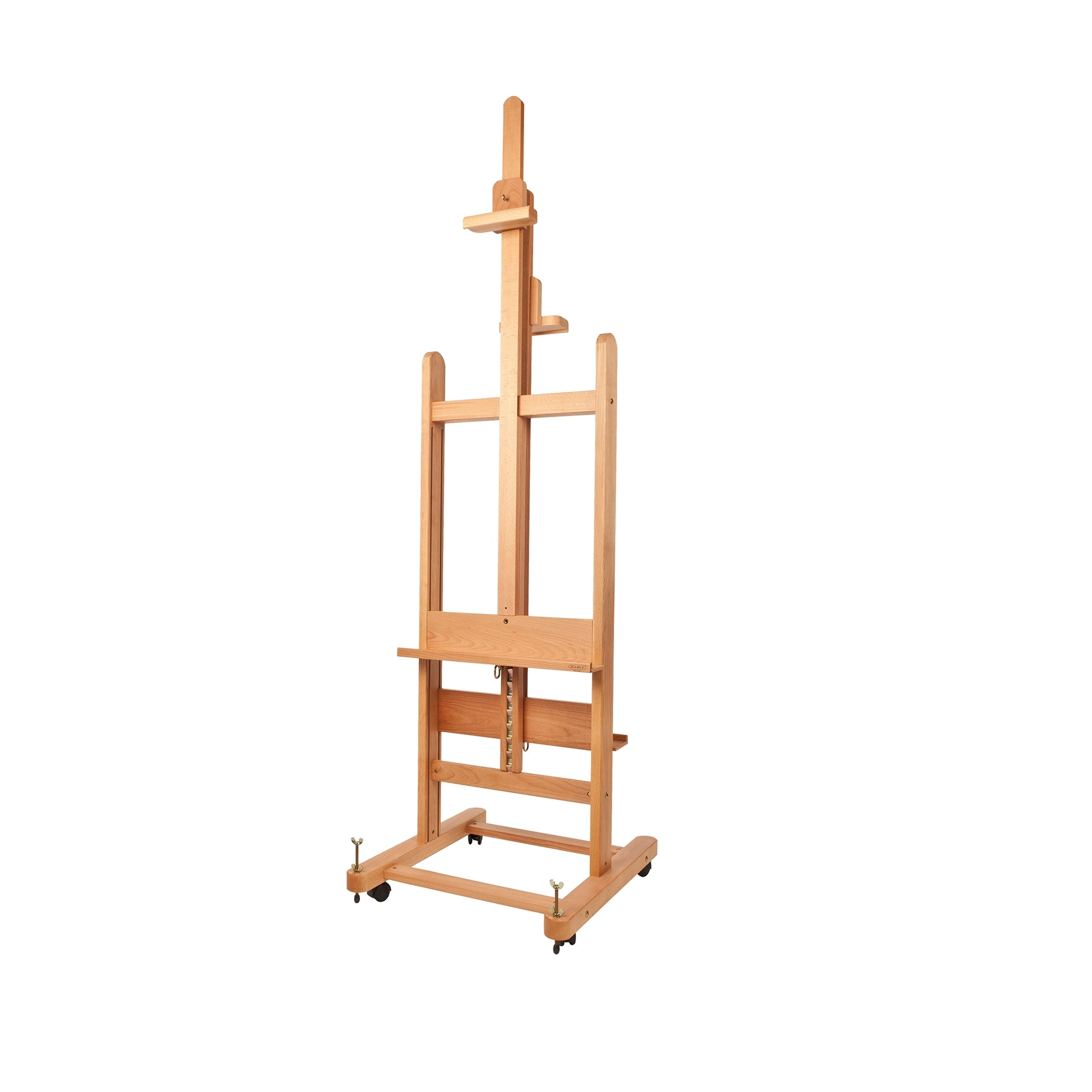 Mabef Beech Wood Double Sided Studio Easel - M/19