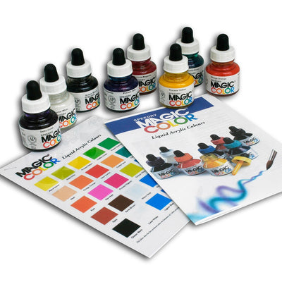 Magic Color Starter Set