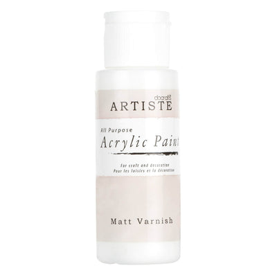 Artiste 2oz Specialty Medium Varnish