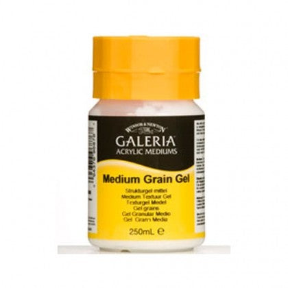 Winsor & Newton Galeria Grain Gel - 250ml