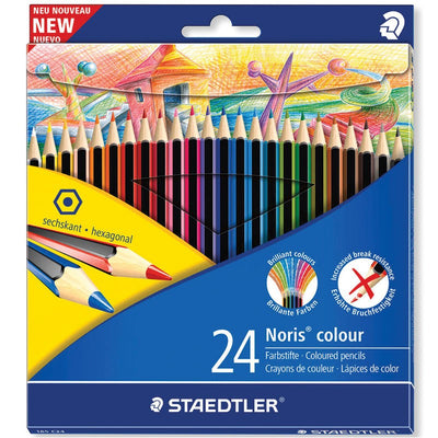 Staedtler Noris Club Coloured Pencils
