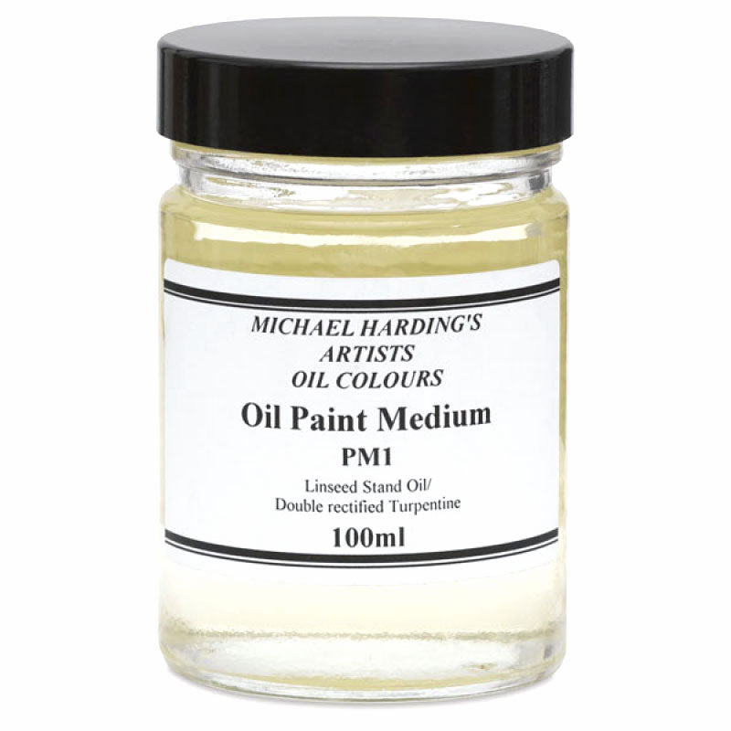 Michael Harding Oil Paint Medium 100ml Jar