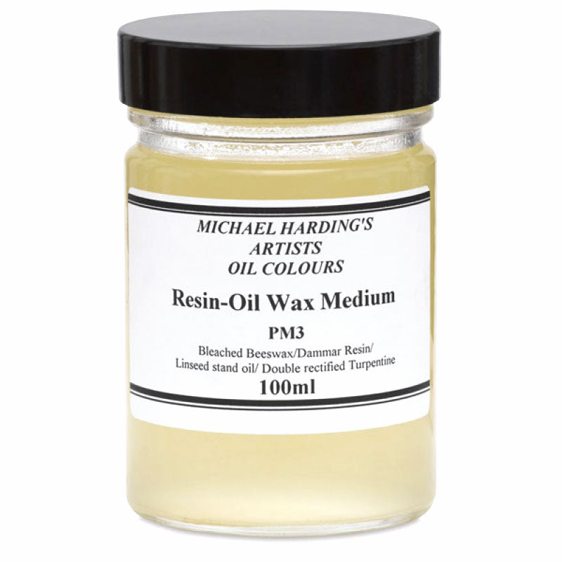 Michael Harding Resin Oil Wax Medium