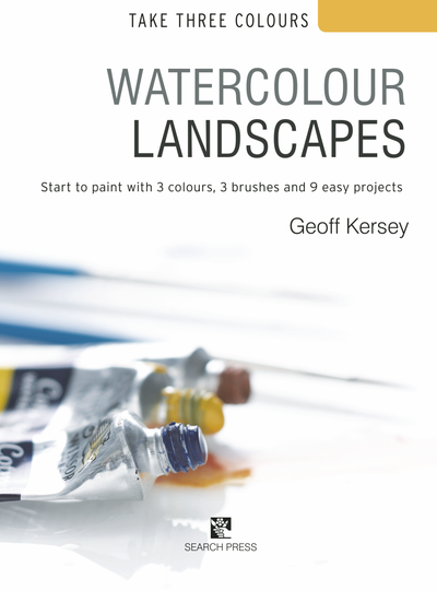 Take Three Colours: Watercolour Landscapes
