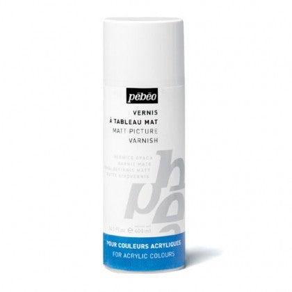 Pebeo Acrylic Picture Varnish - 400ml