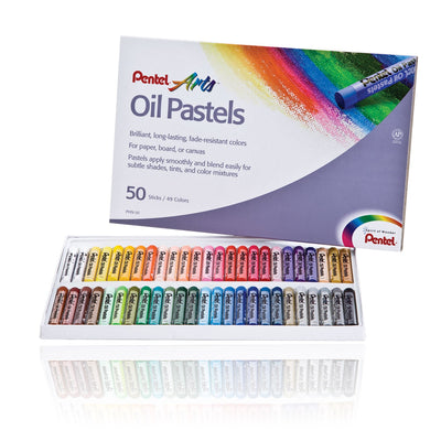 Pentel Arts Oil Pastel Sets