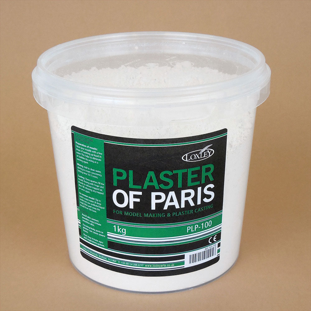 Loxley Plaster of Paris 1Kg