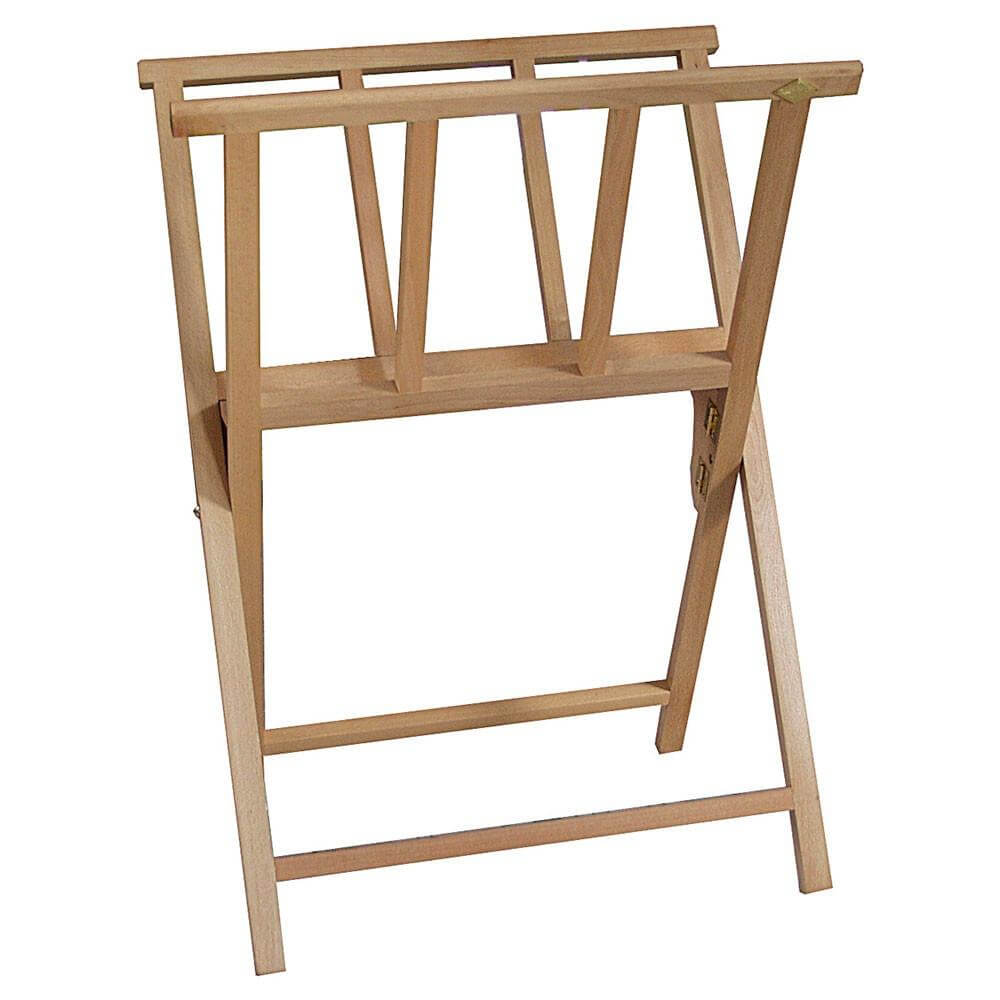 Economy Beech Wood Print Display Rack