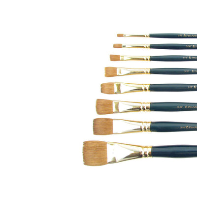 Pro Arte Renaissance Sable FLAT Brush