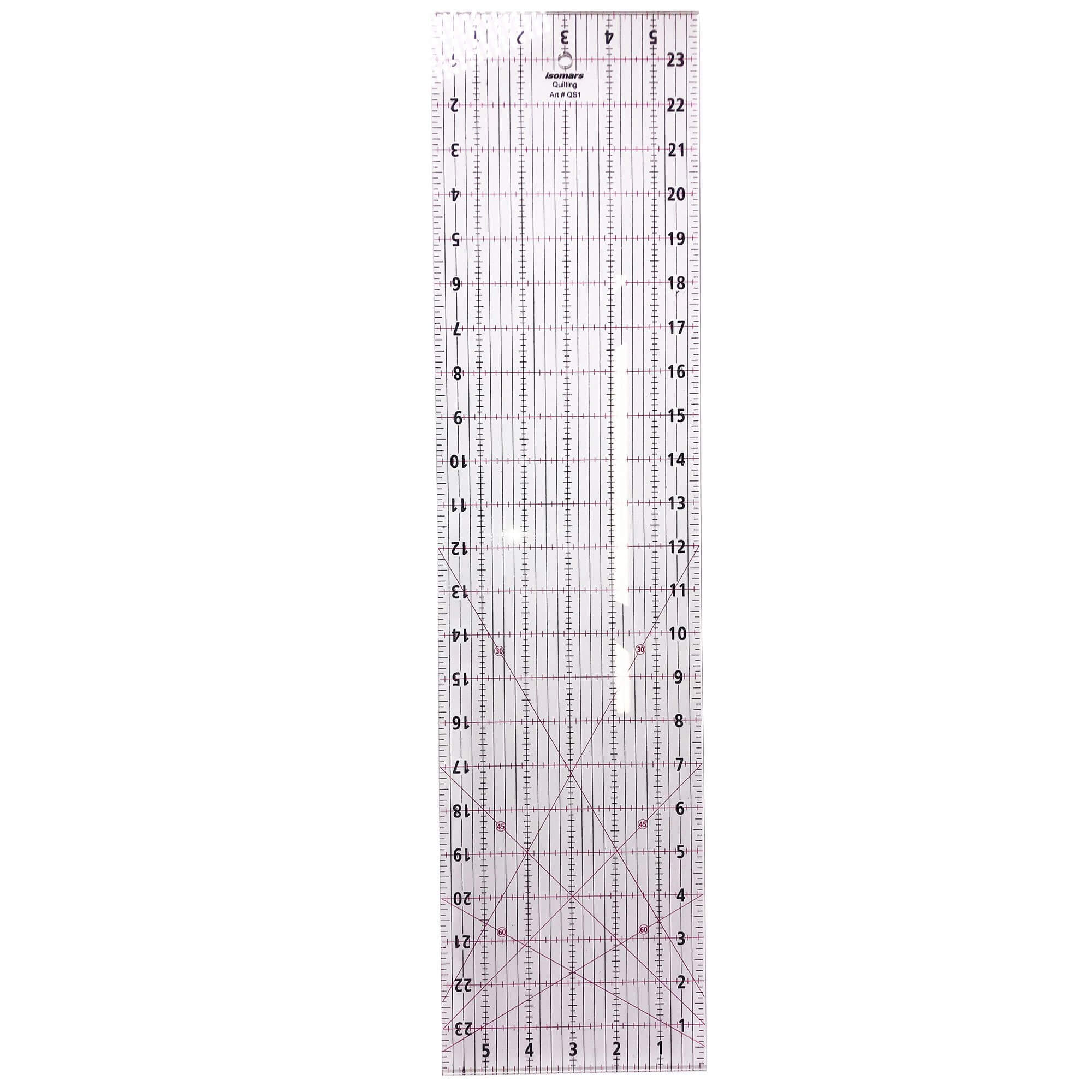 ARTdiscount ISOmars Quilting Ruler