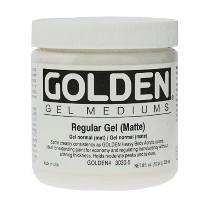 GOLDEN Regular Gel - 236ml