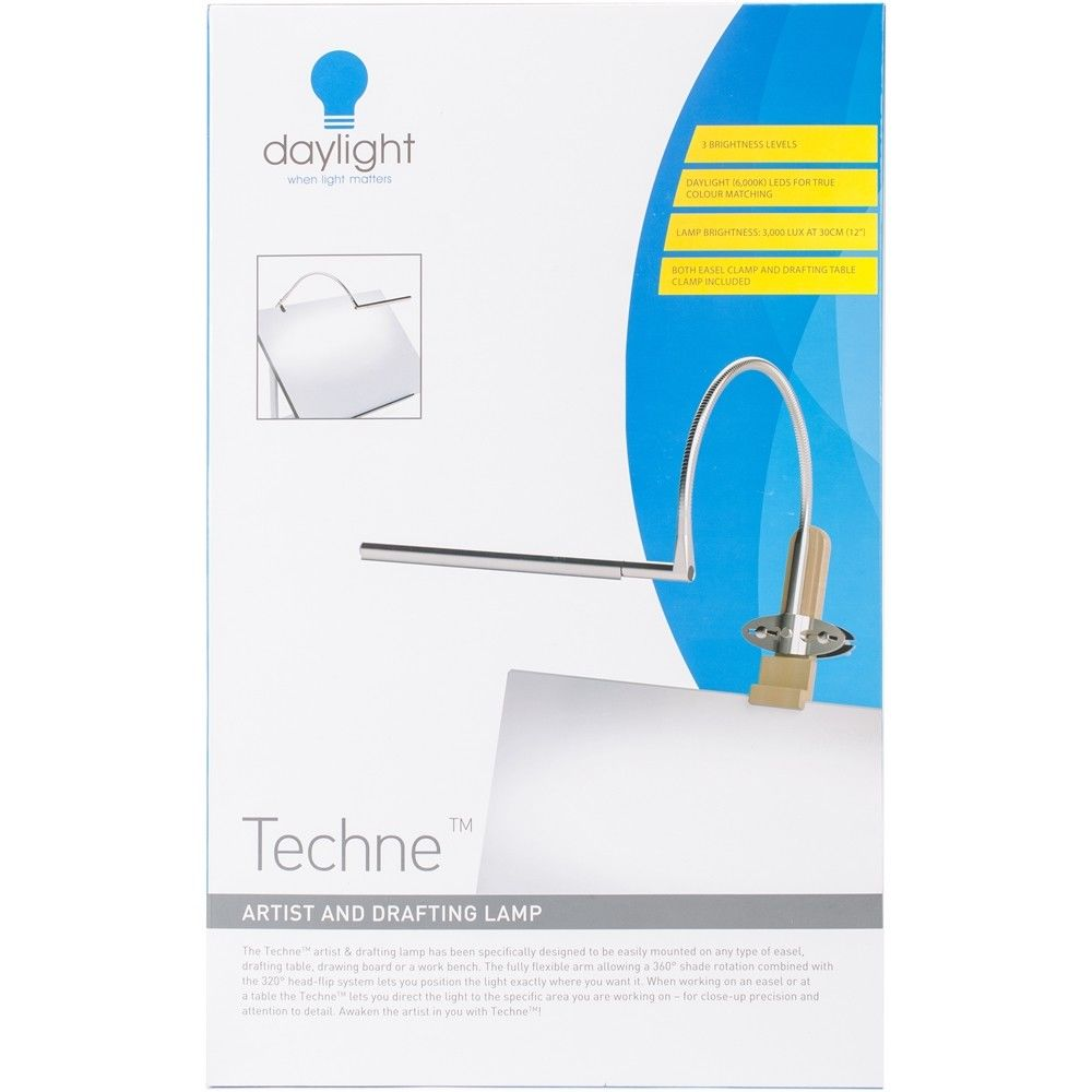 Techne Artist & Drafting Lamp D35000