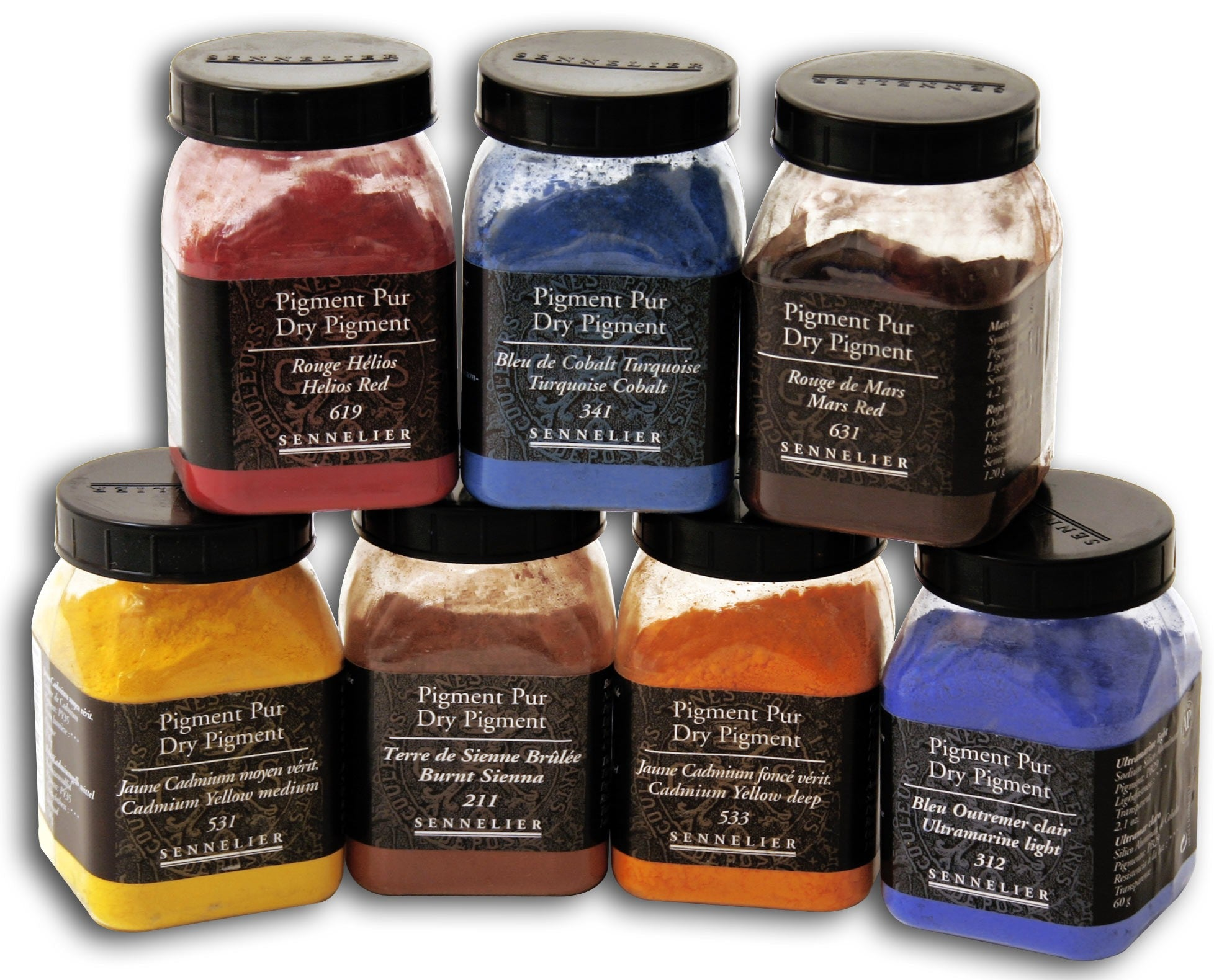 Sennelier Artists Quality Pigments