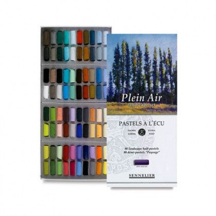 Sennelier Landscape Soft Pastel Set (Set of 80)