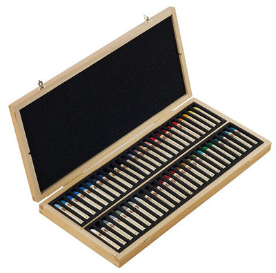 Sennelier Oil Pastel Wooden Box Sets