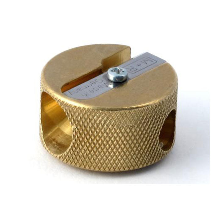 Professional Solid Brass Sharpener