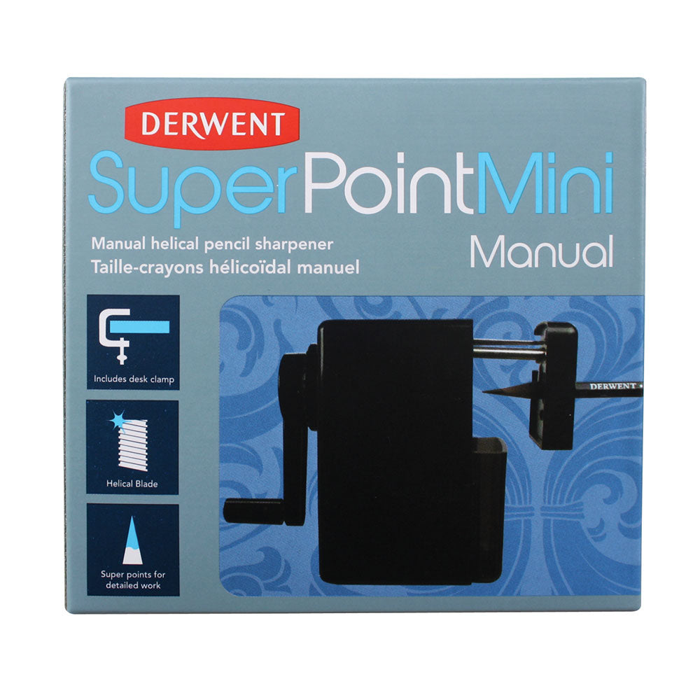 Derwent Super Point Mini Manual Sharpener