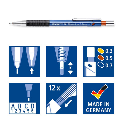 Staedtler Automatic Pencils