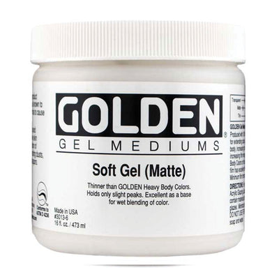 GOLDEN Soft Gel 236ml