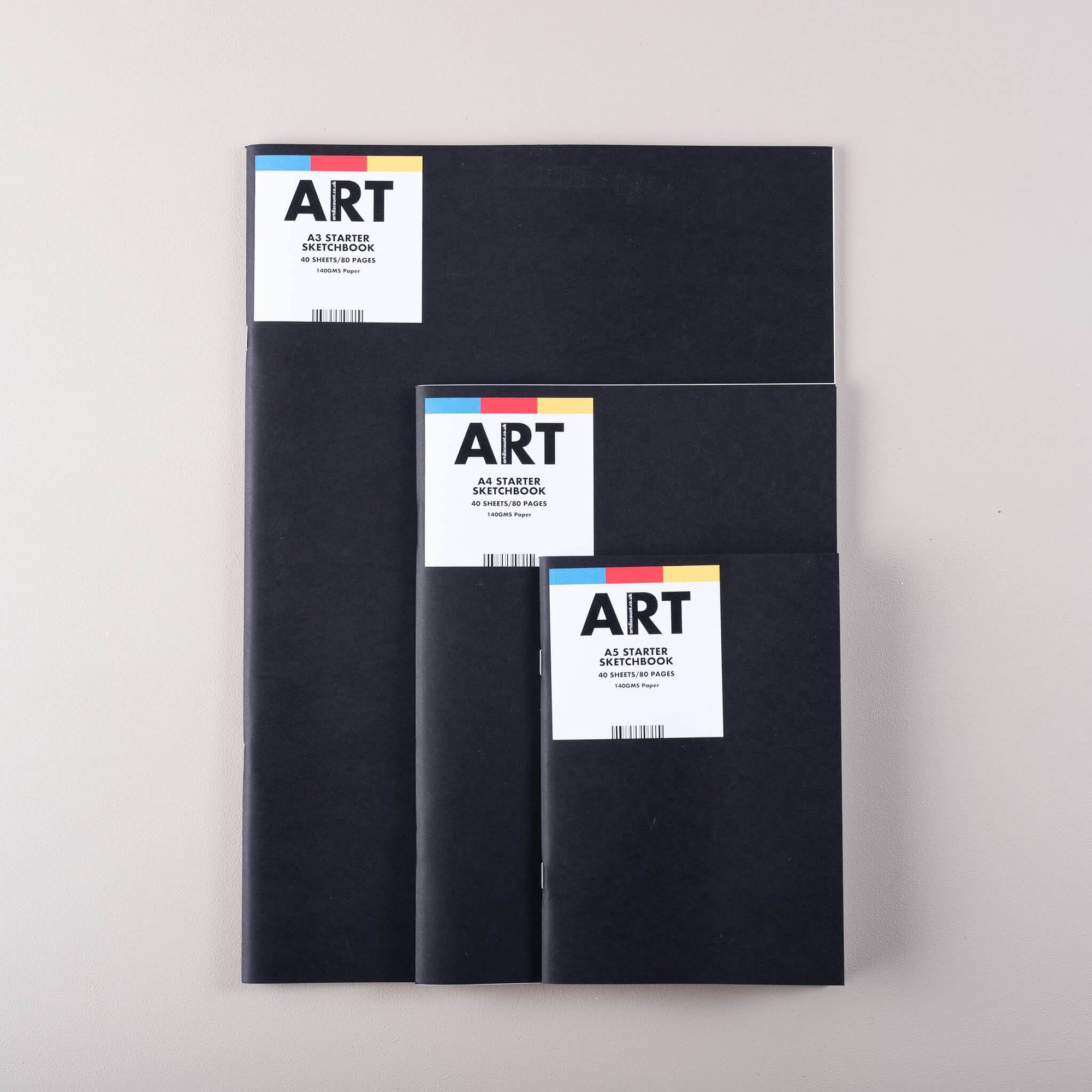 ARTdiscount Starter Sketchbooks