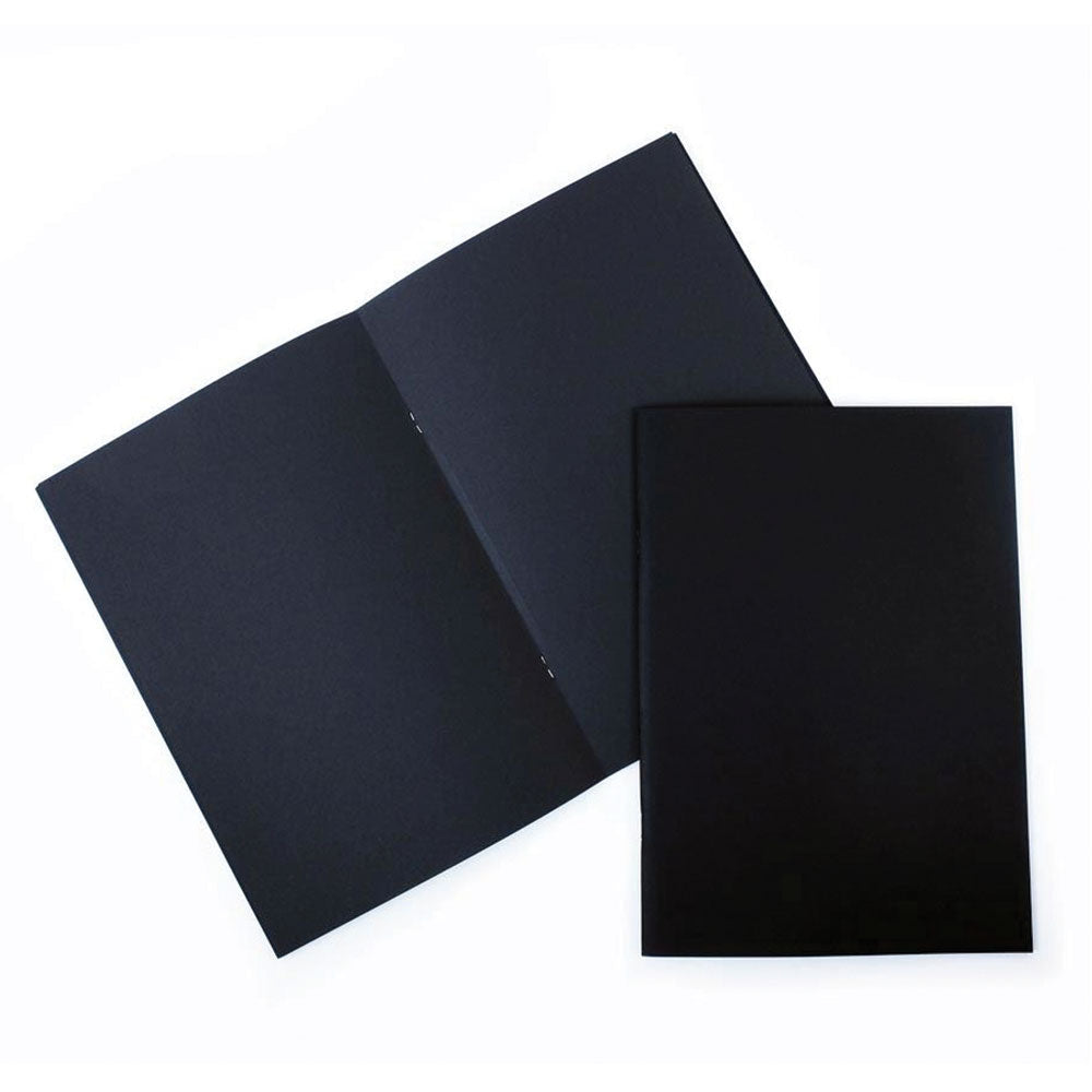 Seawhite All Black Paper Starter Sketchbook