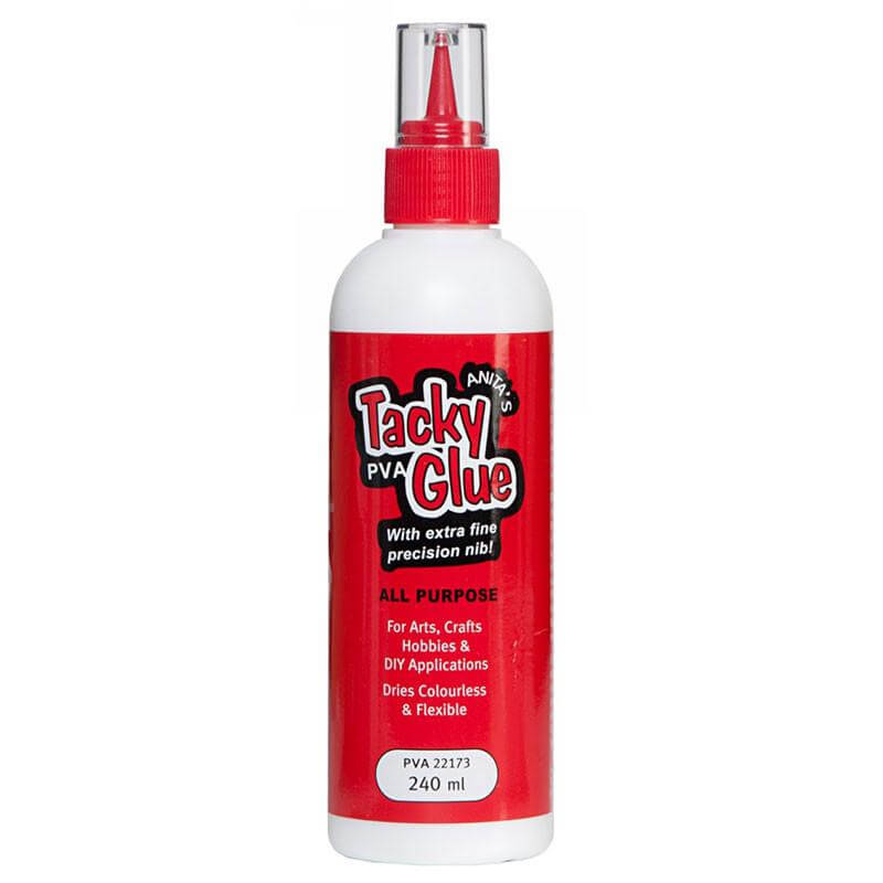Anita's Tacky PVA Glue (240ml)